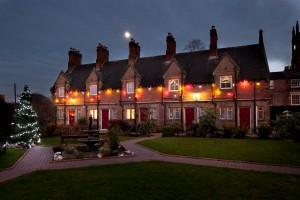 Almeshouses Derby