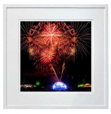 Darley Park Concert Fireworks