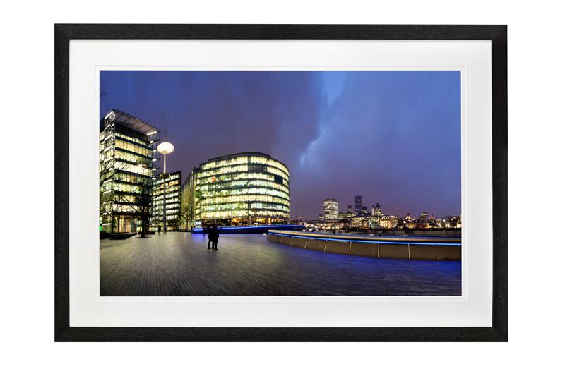 Evening London Skyline | Matthew Jones Commercial Photography