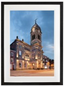 Derby Guildhall portrait black frame