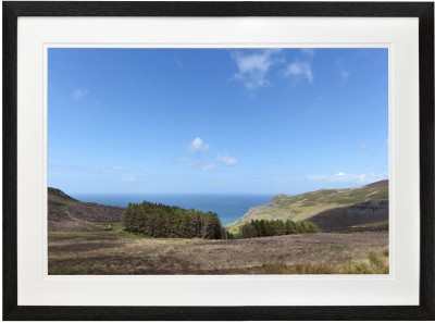 Forest-sea-and-Blue-Sky-Wales-Nant-Gwrtheyrn