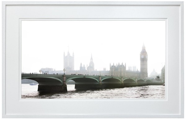 Westminster Bridge and The Houses of Parliament