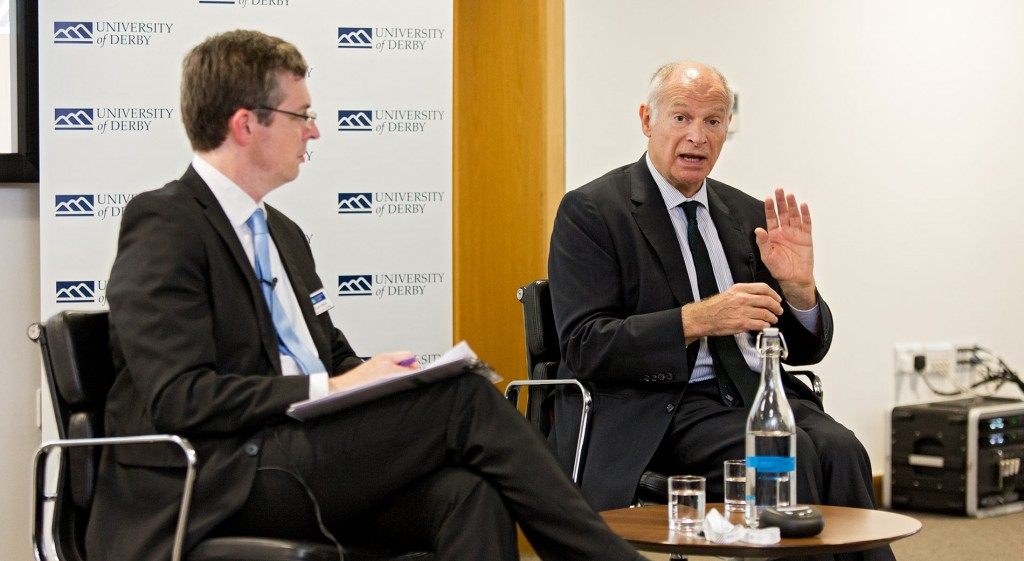 Seated lord neuberger