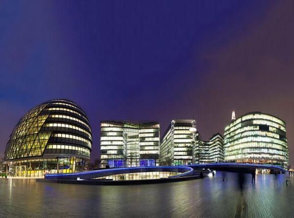 London lansscape