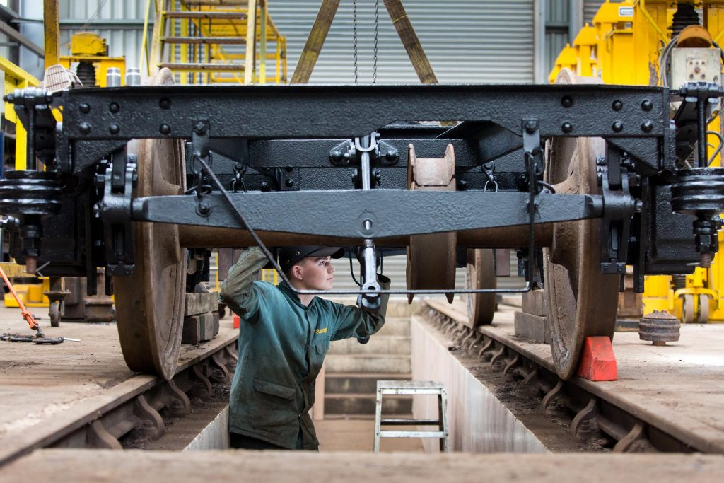Barrow Hill Round House Engineering Apprentice Steam Trains Chesterfield