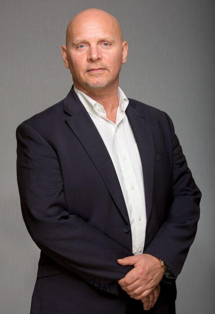 Business director portrait