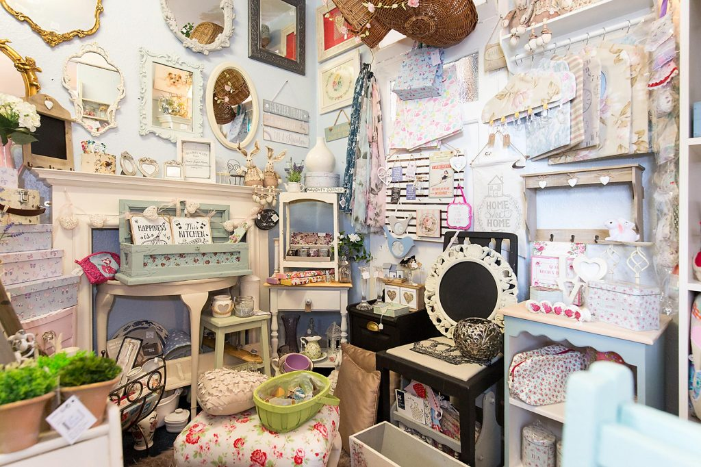 Antique and Craft Shop Chesterfield