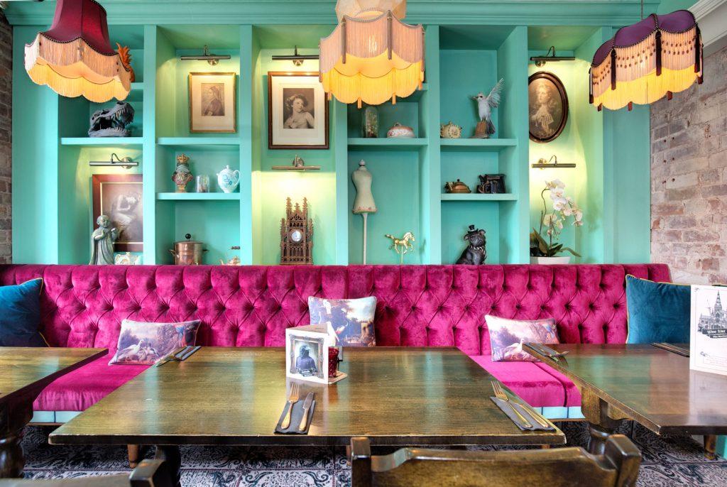 Gastro Pub Interior, Chesterfield