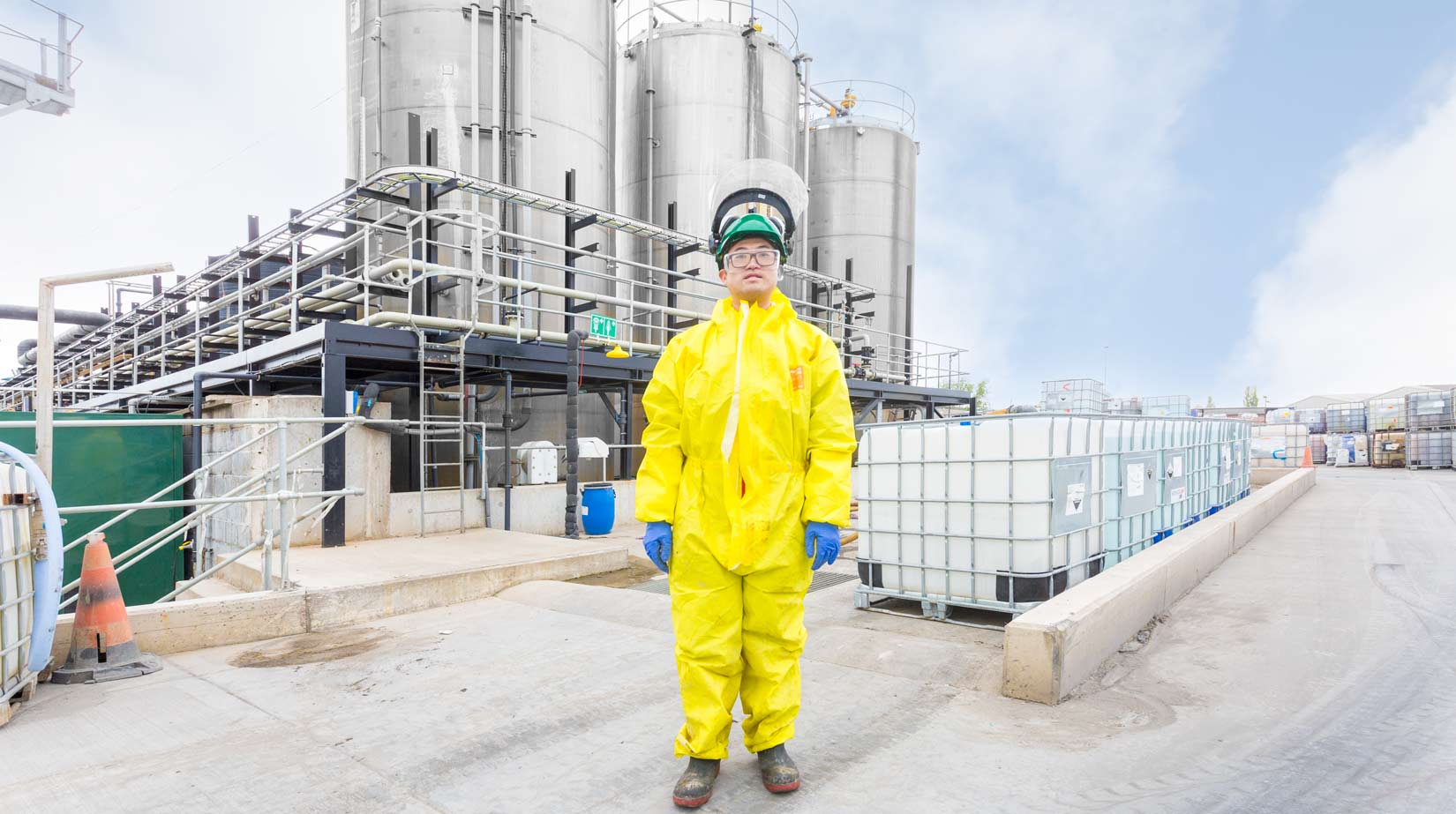 Industrial-photoshoot-chemical-plant
