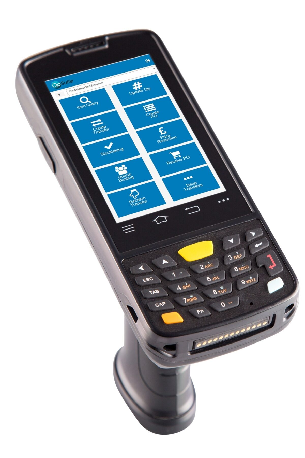 Hand Scanner producr