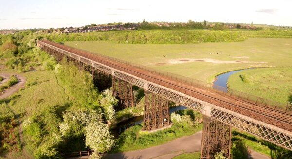 Derbyshire Landscapes | Bennerley Viaduct