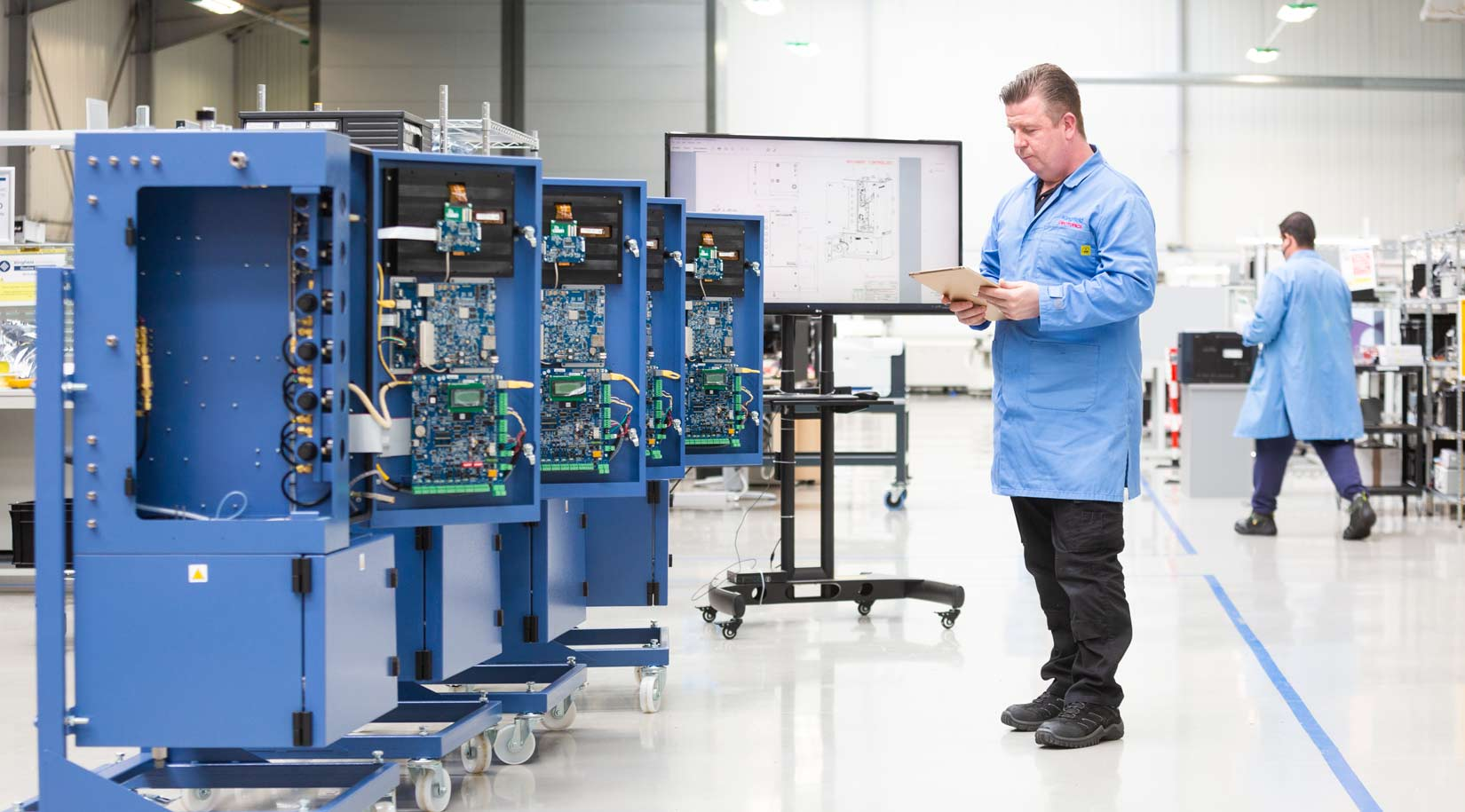 Industrial-Photography-electronics-factory-inspection