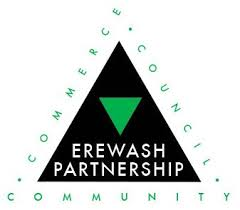 Erewash Partnership logo showing Matthew Jones partnership