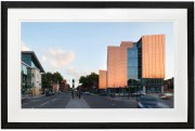 One Friargate Square Derby black frame