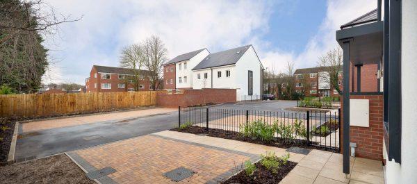 Housing Development Shoot - Chesterfield