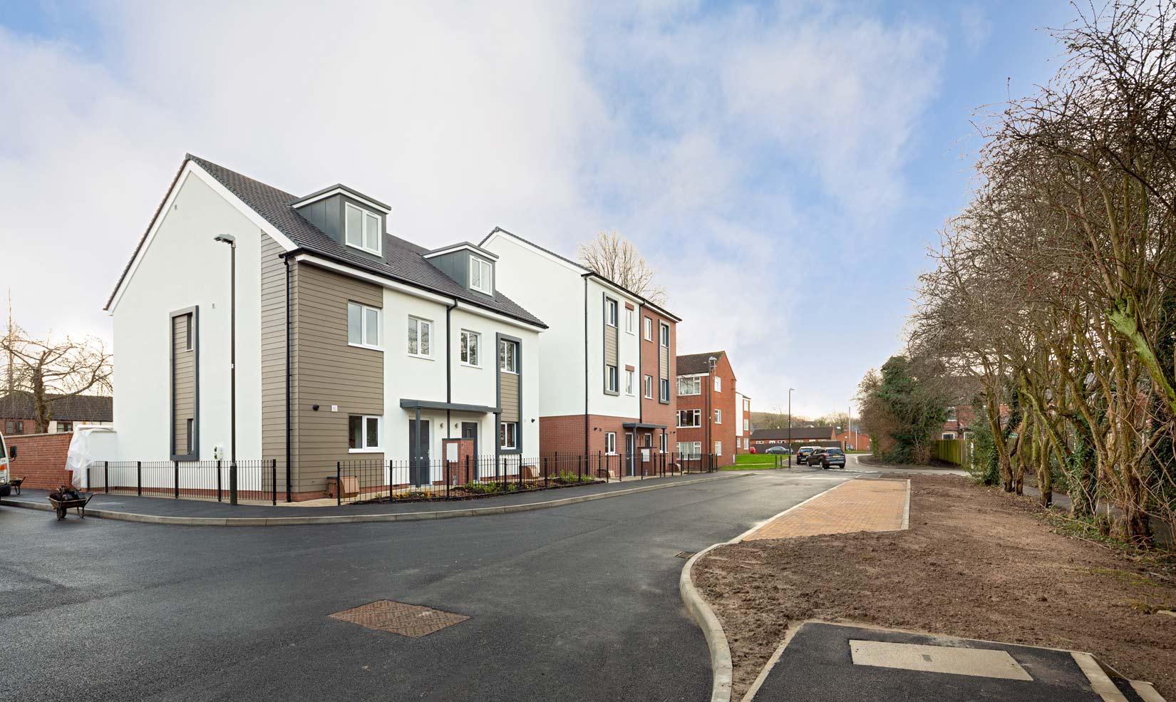 new-housing-development-Chesterfield